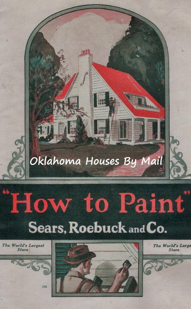 Sears 1929 Paint